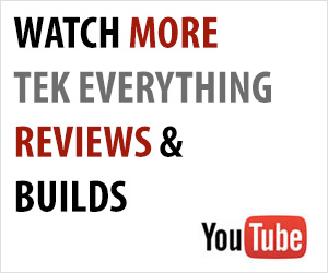 tek everything on youtube